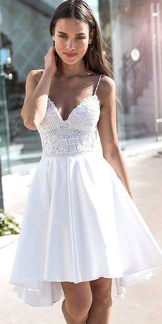 short wedding gowns 24