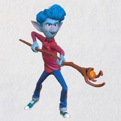 Disney/Pixar Onward Ian Lightfoot Ornament - Keepsake Ornaments - Hallmark $17.99