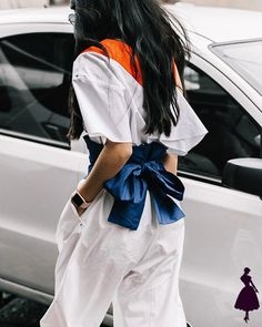 Las tendencias que se dejaron ver en el street style de Milan - Dice la Clau