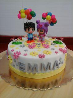 Tarta Pinypon Emma