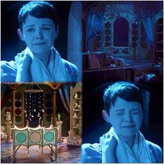 Such a heart-wrenching scene. Kudos to Ginny for pulling that off.