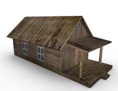 http://tf3dm.com/3d-model/old-farm-house-91130.html