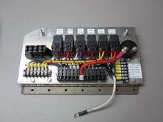 Custom Relay Panels – CE Auto Electric Supply