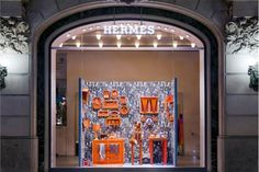 Hermès - Popai Benelux | Shopper Marketing
