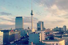 Fernsehturm Berlin Pinterest: roos_anna