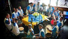 Comunidade de Velha Guarda da Vila Prudente faz roda aos sábados