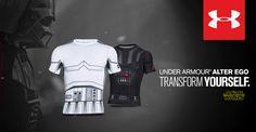 Under Armour e Star Wars insieme sotto il Segno della Forza