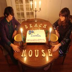 another Beach House album.. equally awesome.