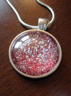 DIY Glitter Pendant  And Images can be found here :) https://www.etsy.com/shop/destinysdigitals717?ref=si_shop: