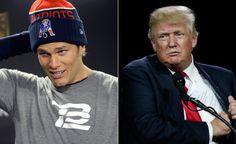Patriots quarterback Tom Brady reportedly won't speak on Donald Trump's behalf at the RNC in July.