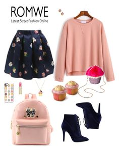"""""""Cupcake"""" by lmello on Polyvore featuring Paul & Joe, Kate Spade, Betsey Johnson, Casetify and Kipling"""