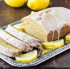 Lemon Olive Oil Cake (Vegan) via @culinaryhill