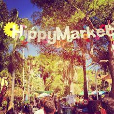 The Ibiza Hippy Market - best market I've been to ✌