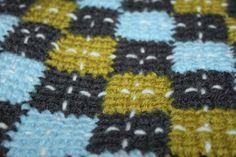 KnerdyKnitter Argyle 1 by KnerdyKnitters on Etsy, $50.00