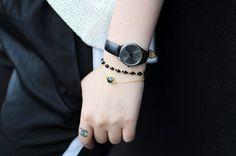 Czerń zawsze w modzie. #hanowa #hanowawatch #black #fashion #dlaniej #butikiswiss