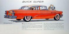 1955 Buick Super 4-Door Sedan