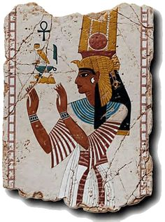 *KEMET ~ Nefertari was the Great Royal Wife of Ramses II, pharaoh of the Dynasty who reigned circa 1290 BCE Egyptian Queen, Ancient Egyptian Art, Ancient History, Art History, Queen Nefertari, Empire Romain, Egypt Art, Ancient Artifacts, African History