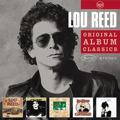 ▶ Lou Reed
