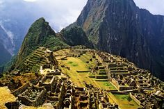 Machu Picchu is an Incan citadel set high in the Andes Mountains in Peru. With panoramic views across the Urubamba River valley, intriguing buildings that play on astronomical alignment and the mystery surrounding its actual use, it's no wonder it attracts nearly one million tourists a year.