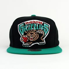 f2eafa193b6 Buy the Vancouver Grizzlies 2 Tone Snapback at Cranium Fitteds.