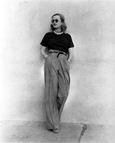 Joan Bennett - such style!
