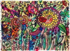 ACUARELAS Y OTRAS TECNICAS Drawings, Flowers, Painting, Art, Water Colors, Paintings, Atelier, Art Background, Painting Art