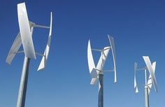 Largest Vertical Axis Wind Turbine Installation in U.S. Operating at Texas A : TreeHugger