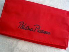 Wallet or Sunglasses case Paloma Picasso by ShopGlammasAttic, $6.00