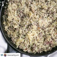 Ever made crack slaw? This version from @lowcarbyum Tag @lowcarbfeed #lowcarbfeed to be featured #Repost @lowcarbyum with @repostapp. ・・・ A quick and easy #lowcarb crack slaw made with grated #cabbage and ground #beef. So good, it can be addicting which is how it got it's name. #LCHF #lowcarbfood #lowcarbfeed #feedfeed #eatrealfood #primal #paleo #whole30 #atkins #keto #healthyfood  1 pound ground beef 3 cloves garlic 1/2 teaspoon fresh ginger, ground 1/4 teaspoon salt dash black pepper 1…