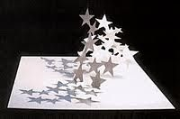 #pop up #card #star