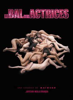"""Résultat de recherche d'images pour """"le bal des actrices affiche"""""""