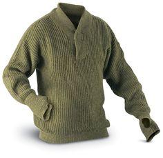Bildresultat för desert Pullover Wool Jumper Commando