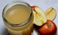 Preparar vinagre de maçã em casa é mais simples do que você pensa e, além disso, é bastante econômico!! - Aprenda a preparar essa maravilhosa receita de Aprenda a preparar seu próprio vinagre de maçã