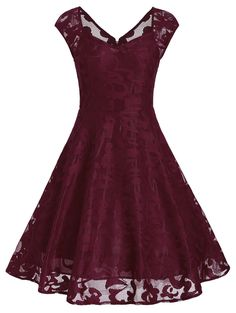 SHARE & Get it FREE   Vintage Sweetheart Neck Overlay DressFor Fashion Lovers only:80,000+ Items • New Arrivals Daily • Affordable Casual to Chic for Every Occasion Join Sammydress: Get YOUR $50 NOW!