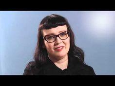 Menestyvät yrittäjät alkutaipaleellaan - Tiia Vanhatapio, muotisuunnittelija - YouTube