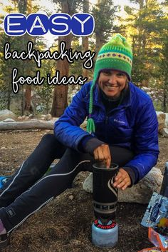 Simple backpacking food ideas from my John Muir Trail adventure. These are are readily available, delicious, easy to prepare & require little cleanup.