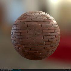 @Mospheric: Substance Designer - Street Bricks