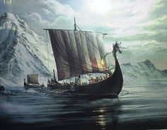 PowerPoint presentation on the Vikings - Information on Viking clothes, gods, jobs and housing.