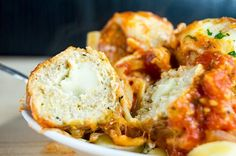 The Rise Of Private Label Brands In The Retail Meals Current Market Chicken Parmesan Stuffed Meatballs Fettuccine Noodles, Chicken Fettuccine, Make Mozzarella Cheese, Chicken Parmesan Meatballs, Slow Cooker Bread, Hottest Curry, Curry Recipes, Chef Recipes, Meatball Recipes