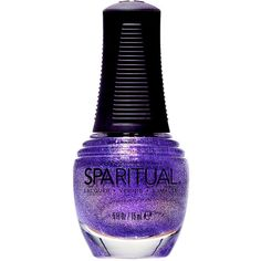 SpaRitual Nail Lacquer, Infinite 0.5 oz (15 ml) ($12) ❤ liked on Polyvore featuring beauty products, nail care, nail polish, nails, beauty, makeup, sparitual nail polish, sparitual, nail lacquer and sparitual nail lacquer