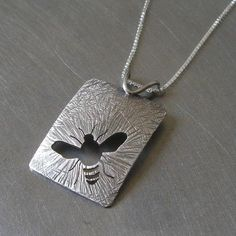 pierce and background metal | this is cool, could do this with polymer