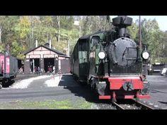 11:03.  Dampflok: Herbstdampf der Preßnitztalbahn 2/2 - Steam Train - Eisenbahn - YouTube