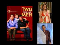 Two and a Half Men is an American television sitcom. Starring Charlie Sheen, Jon Cryer, and Angus T. Jones, the show was originally about A hedonistic jingle writer's free-wheeling life comes to an abrupt halt when his brother and 10-year-old nephew move into his beach-front house. Two And A Half, Half Man, Best Comedy Shows, Movies And Tv Shows, Jon Cryer, Top Comedies, Charlie Sheen, 10 Year Old, Writer