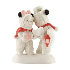 Snowbabies Guest Collection Christmas Carols Figurine, 3.5-Inch => Amazing deals just a click away : Collectible Figurines for Christmas