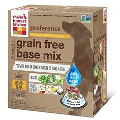 The Honest Kitchen Preference BaseMix Dog Food 3 lb by Honest Kitchen ** Want additional info? Click on the image.-It is an affiliate link to Amazon.