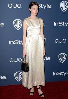 1/12 アレクサ・チャン Golden Globes Party 2014★ |海外セレブ最新画像・私服ファッション・着用ブランドチェック