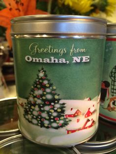 Tree in a Can from Aunt Sadies!