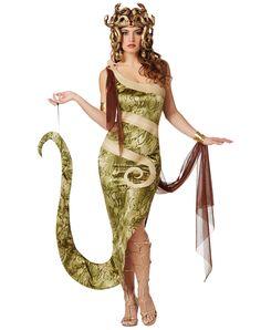 Medusa Womens Costume – Spirit Halloween