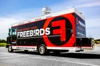 Freebirds world burrito cruising kitchens custom food truck builder mobile kitchen lounge bar retail shipping container corporate marketing vehicle for sale discovery channel -27  #FoodTruck #mobilebusiness #buildafoodtruck #iwantafoodtruck #FoodTruckBuilder #FoodTrucks #FoodTruck #ConcessionTrailer