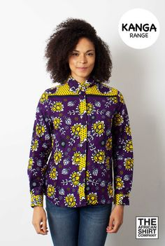 WILD FLOWER WISH Vibrant purple basewith bright yellow and whitepattern... click for more information